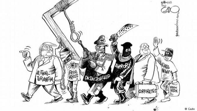 Siapa Sebenarnya Musuh Kebebasan Pers?