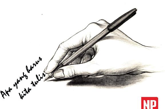 Hei, Mengapa Kita Harus Menulis?