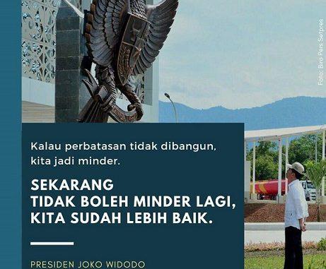 Jokowi Benar-Benar Pemimpin yang Gila Kerja