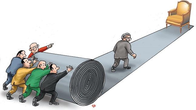 Quo Vadis Politik?
