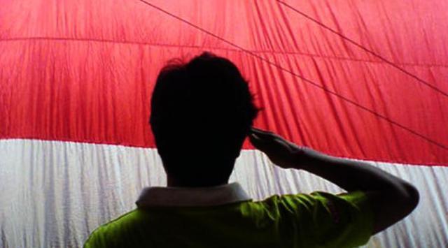 Merah Putih di Rumah PKI