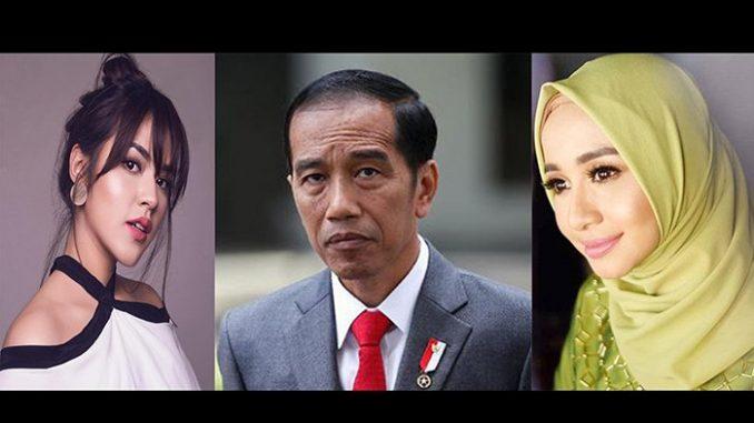 Raisa - Bella dan Infrastruktur ala Jokowi