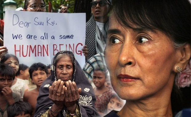 Sajak untuk Aung San Suu Kyi