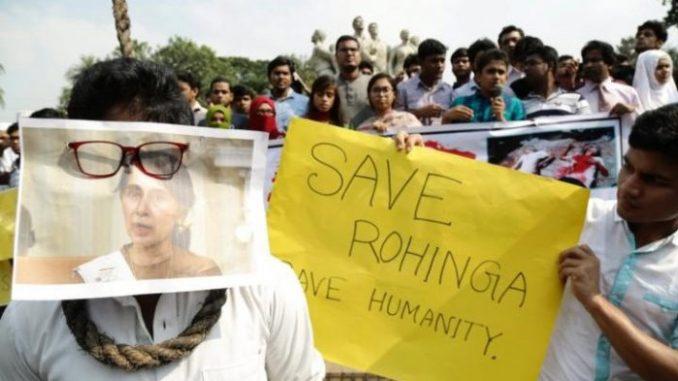 Cabut Nobel Perdamaian Aung San Suu Kyi - Petisi