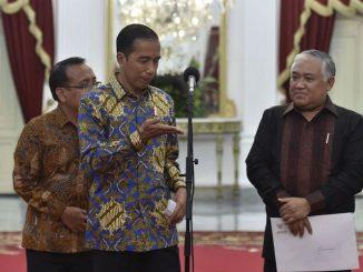 Din Syamsuddin dan Politik Jokowi