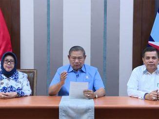SBY Dorong Pemerintah Jaga Kerukunan dan Persatuan Bangsa