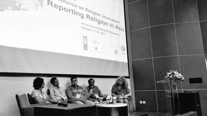 Konferensi Jurnalisme Agama: Reporting Religion in Asia
