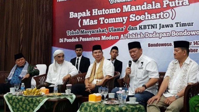 Didukung Jadi Presiden, Tommy Soeharto: Saya Tak Punya Ambisi