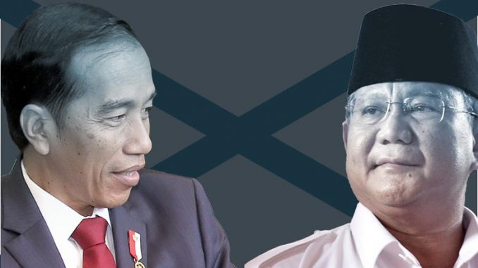 Survei Elektabilitas, Jokowi Kembali Unggul dari Prabowo