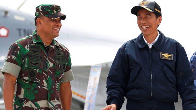 Sering Buat Onar, Jokowi Diminta Copot Gatot
