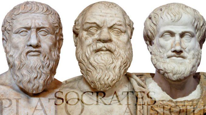 The Gang of Three: Socrates, Plato, dan Aristoteles
