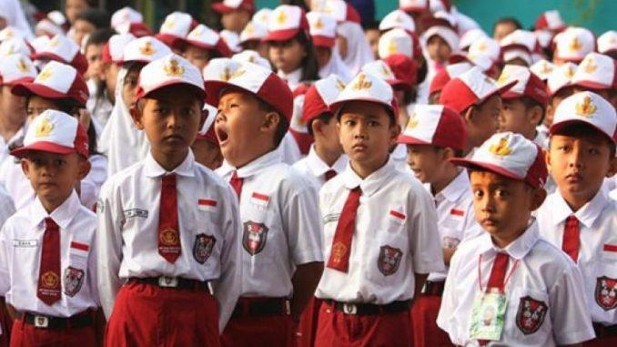 Polman Peringkat I Angka Putus Sekolahnya