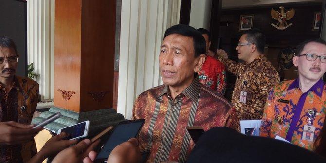 Dukung Perppu Ormas, Wiranto: Ikuti Saja Hukumnya