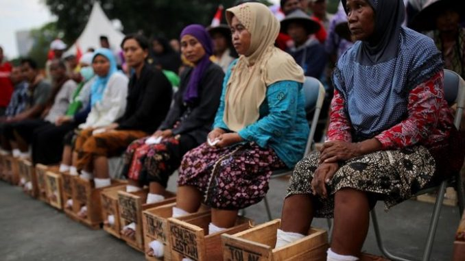 Perjuangan Petani Kendeng dan Eksploitasi terhadap Perempuan