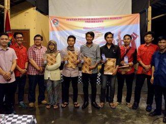 HUT IPMAJU Jogjakarta ke-17 dan Malam Penganugerahan Pemenang Lomba Esai