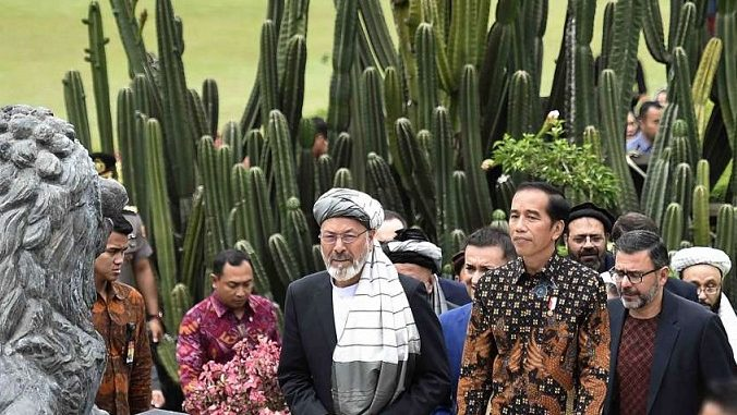 Majelis Tinggi Perdamaian Afghanistan Harapkan Kontribusi Indonesia