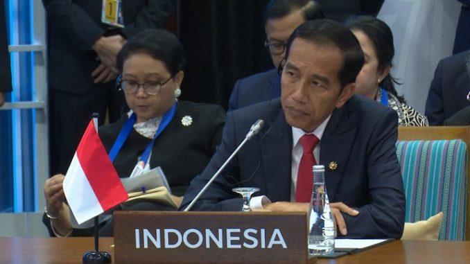 Respons Krisis Kemanusiaan di Rakhine State, Jokowi: ASEAN Tak Boleh Diam