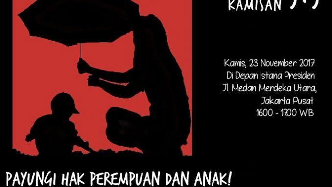 KontraS: Aksi Kekerasan pada Perempuan dan Anak Masih Marak