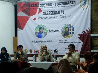 Ikama Sulbar Dorong Partisipasi Politik Perempuan untuk Parlemen