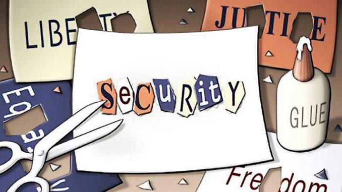 Dilema Security vs Civil Liberties