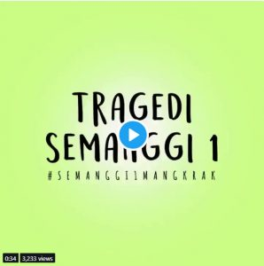 Latar Belakang Tragedi Semanggi 1