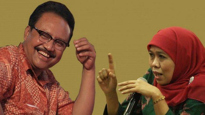 Tertutupnya Peluang Khofifah di Pilkada Jawa Timur 2018