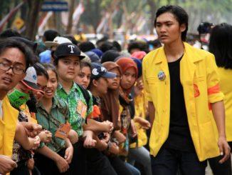 Meretas Kiprah Mahasiswa sebagai Agent of Change
