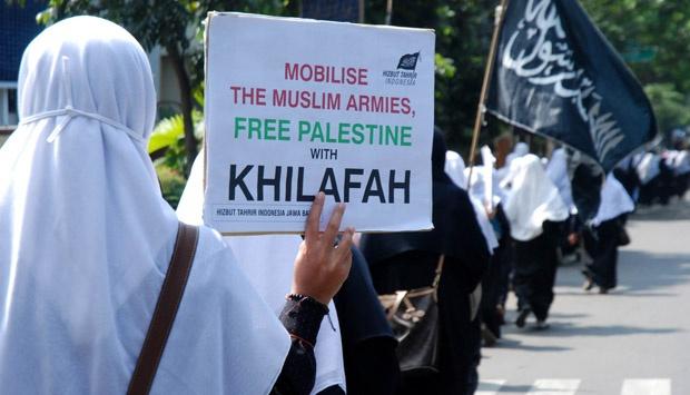 Palestina Tidak Butuh Khilafah