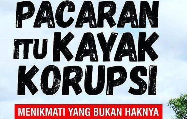 Berpacaran ala Antikorupsi