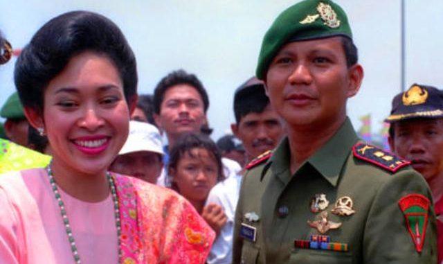 Prabowo Mengikuti Jejak Soeharto