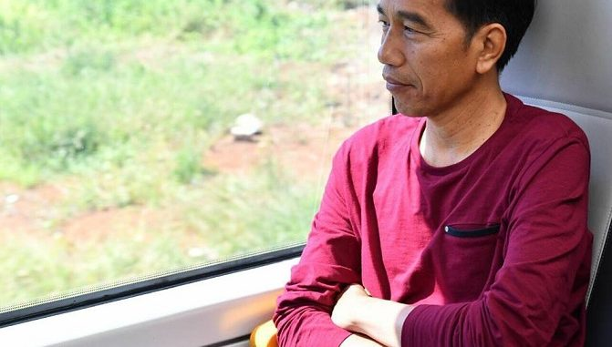 Resmikan Kereta Bandara Soekarno-Hatta, Presiden Jokowi Tunjukkan Bukti Kerja Nyata