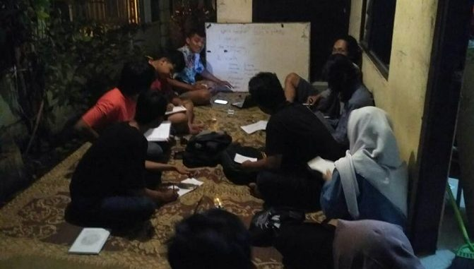 Kelas Menulis IPMMY & SC Literasi Malaqbi, Riandy Aryani: Terobosan Positif Ikama Sulbar