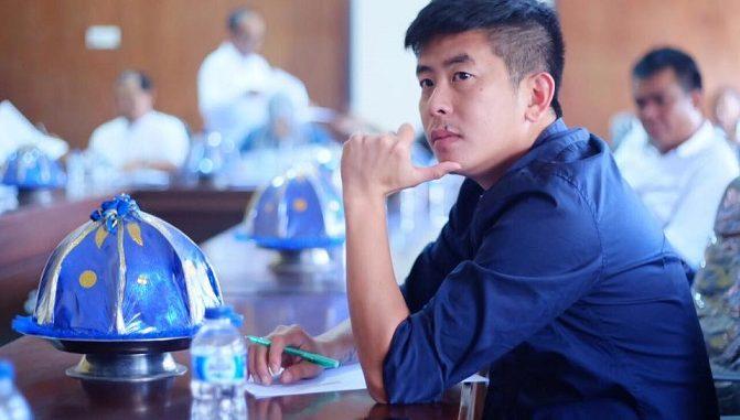 Fu Qing Youth Sulselbar Berbagi Angpau, Febrianto Wijaya: Menyambut Tahun Baru Imlek