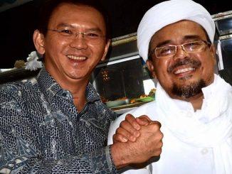 Alumni 212: Jiwa Kesatria Ahok Harus Diteladani Rizieq