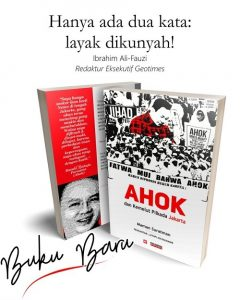 Pre-Order Buku Ahok dan Kemelut Pilkada Jakarta 2
