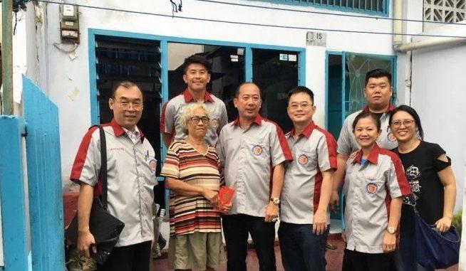 Sambut Tahun Baru Imlek, Fu Qing Youth Sulselbar Gelar Aksi Sosial