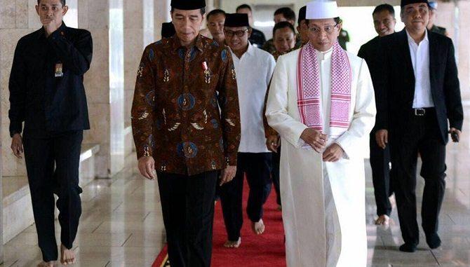 PSI: Pemerintahan Jokowi Tidak Anti Islam