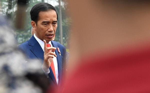 Jokowi Lawan Hoax Berbalut Fitnah dan Ujaran Kebencian