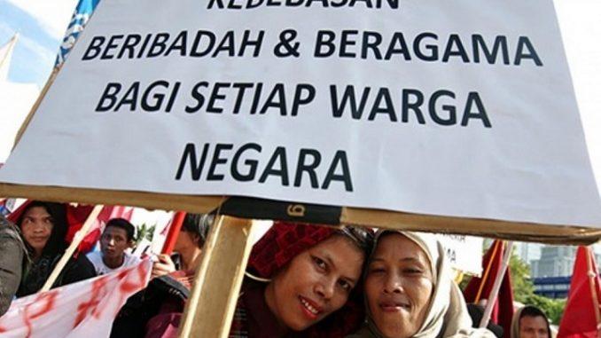 UU Penodaan Agama dan Kebebasan Hakiki
