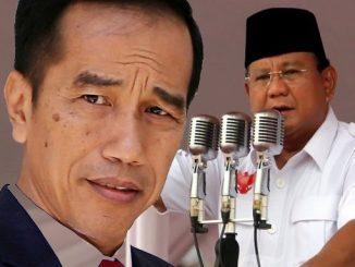 Jokowi, Prabowo, dan Kegilaan yang Akut