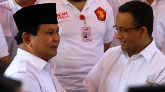Jika Maju Jadi Cawapres Prabowo, Anies Bisa Jatuh Tertimpa Tangga Pula