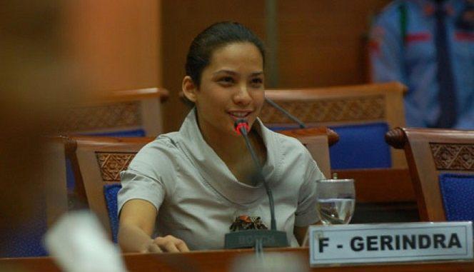 Bikin Video Parodi, Netizen Nilai Politikus Gerindra Rachel Maryam Penipu dan Dungu