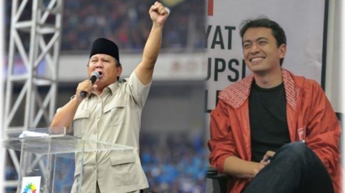 Rian Ernest PSI Nilai Gerindra Tak Kredibel karena Inkonsisten