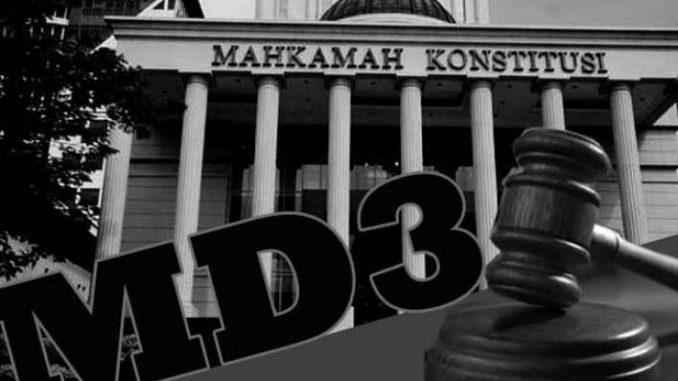 Anggota Dewan, UU MD3, dan Silogisme Filsafat