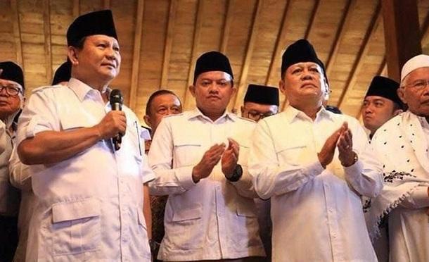 Keraguan Prabowo Sampaikan Niat Jahat dalam Hatinya