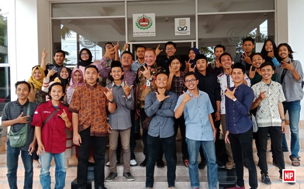 Sambut Pilkada 2018, Ketum IKPM Jateng-Yogyakarta Seru Visi Politik Kaum Muda