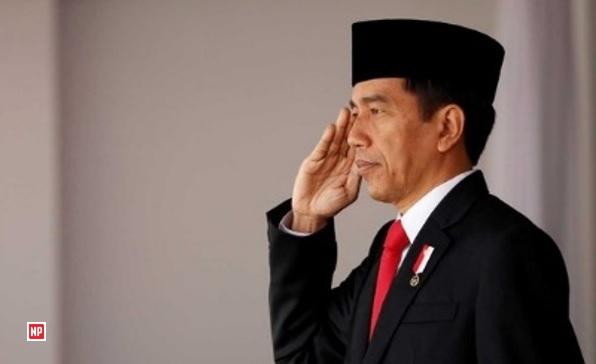 Jejak Kaki dan Tapak Tangan Jokowi Sudah Membekas