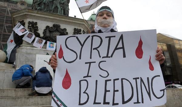 Suriah dan Perjumpaan Enam Negara dalam Situasi Perang