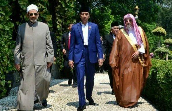 Wajah Islam Jokowi