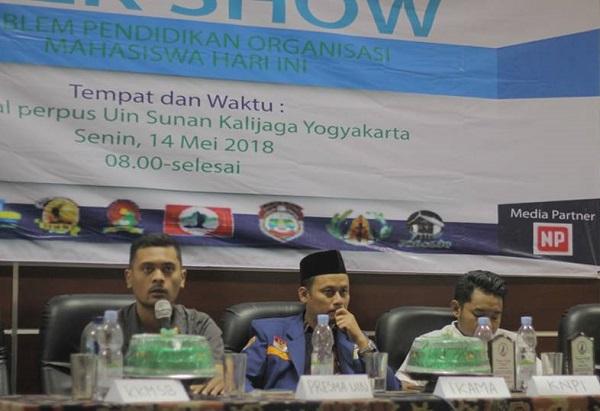 Mahasiswa Sulbar Mandek, Hairil Amri: Melek Seni, Amnesia Ilmu